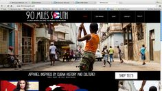 Clothing Company Website