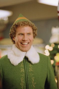 Still of Will Ferrell in Elf (2003)