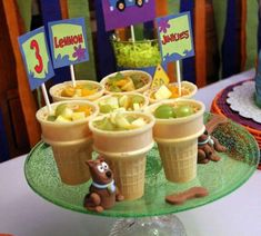 Scooby Doo Birthday Party Ideas | Photo 5 of 39 | Catch My Party