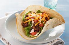 Taco Salad Made Over #kraftrecipes