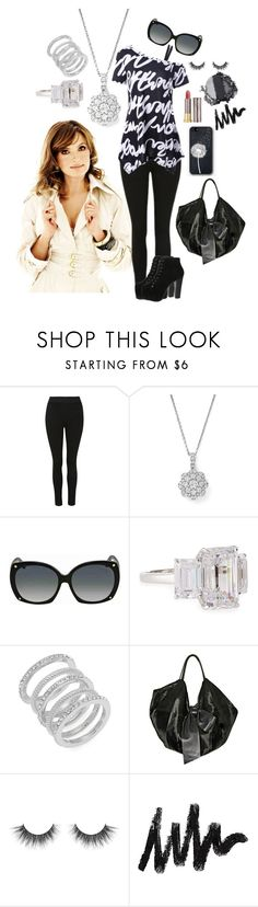 """My way"" by not-your-southern-bell ❤ liked on Polyvore featuring Bloomingdale's, Tom Ford, Fantasia by DeSerio, Cole Haan, Valentino, Urban Decay and Stila"