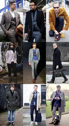 Menswear Influencers You Should Know In 2014 | FashionBeans