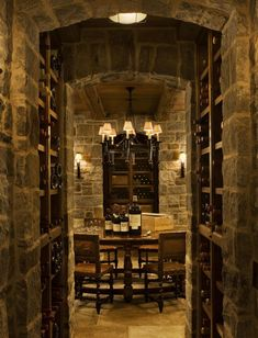Turning Your Basement into the Ultimate Man Cave Can Be Fun - Man Cave Home Bar Wine Bar Design, Wine Cellar Design, Label Design, Wine Cellar Modern, Bar A Vin, Best Italian Wines, Wine Cellar Basement, Home Wine Cellars, Wine Bottle Centerpieces