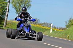 Exeet snowmobile - atv quad conversion