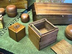 Puzzle Box Build Complete. Also handmade humidor & other wood projects. - YouTube