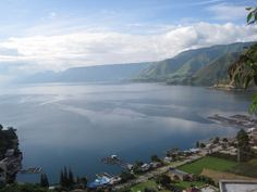 Lake Toba - North Sumatra, Indonesia. Never been there, one day I will :)