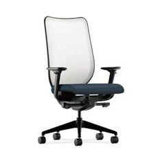 HON Nucleus High-Back Mesh Desk Chair Upholstery: