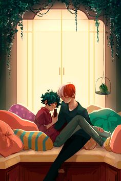 """viri-idiana: """"My final piece for the @tododekuworldszine zine! Thank you so much for letting me be part of this! """""""