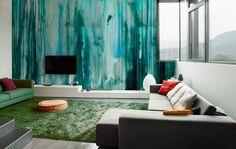 Wallpaper - Modern- Jung
