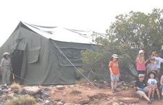 Temper Tent, expandable modular. PCF