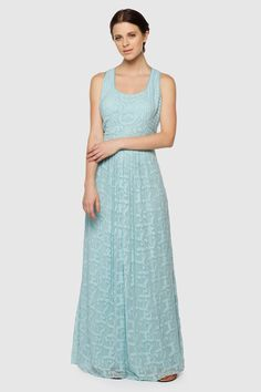 <p>Featuring a pastel, elegant, finely embroidered, cinched waist gown from the Royal Chikankari Collection.</p>$31,990.00