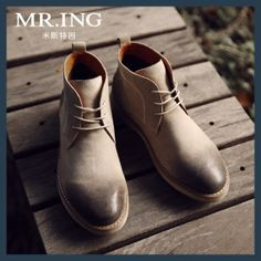 Mr.ing 2015, genuine leather shoes