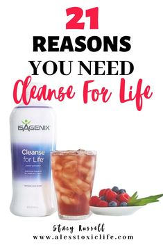 21 reasons you need cleanse. This will give you inspiration to get results. before and after detox with an easy schedule. Get tips and recipes to make your Isagenix weight loss goals a reality. Isagenix 9 Day Cleanse, Isagenix Shakes, 30 Day Cleanse, Shake Recipes, Detox Recipes, Detox Foods, Cleanse For Life, Detox To Lose Weight, Nutritional Cleansing