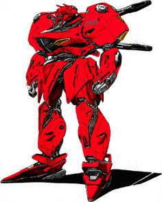 "The Bromb Texter Pre-Production Type ""Zero"" is a prototype man-machine used by the Federation's Man Hunting Attachment. It makes its appearance in the novel Gaia Gear."