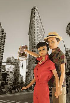 Vintage Barbie & Ken Photos | The English Room