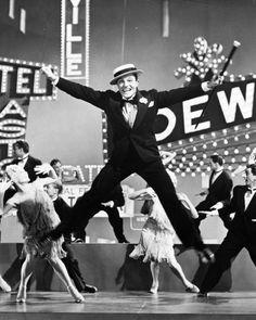 Gene Kelly, Broadway Rhythm, EVERYBODY DAAAAAANCE