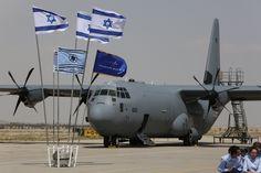 Israel greets the long-awaited Super Hercules