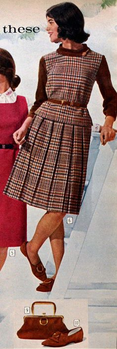 1961 Sears Fall Winter Page 320/Colleen Corby