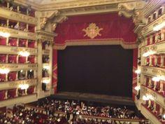 Teatro alla Scala à Milano, Lombardia