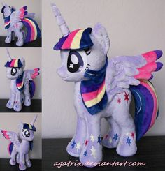 Rainbow Power Princess Twilight Sparkle by agatrix.deviantart.com on @deviantART