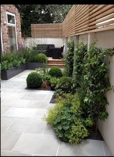 Small courtyard garden design Inspiraions 35 The picture is part of an inspiring small . - Small courtyard garden design Inspiraions 35 The picture is part of an inspiring dress …, Small Courtyard Gardens, Small Courtyards, Small Gardens, Outdoor Gardens, Courtyard Design, Back Gardens, Indoor Garden, Small Backyard Landscaping, Courtyard Landscaping