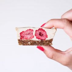 A delicious and easy recipe for raw vegan peanut butter cheesecake bites. Naturally Nutritious provides healthy and wholesome recipes to suit all tastes.