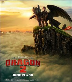 Just 21 more days to go before HTTYD 2 is in theaters! XD