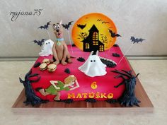Scooby Doo, Cake Decorating, Halloween, Birthday, Daily Inspiration, Cakes, Ideas, Birthdays, Cake Makers