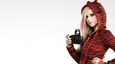 Avril cute