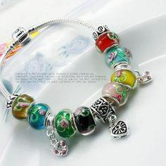 Armband Set einzigartige Geschenkidee mit bunten