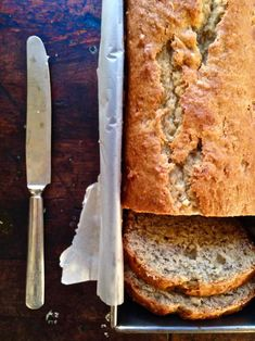 Soft Ricotta Banana Bread Recipe #bananabread #ricottabananabread #softbananabread #Easterrecipes