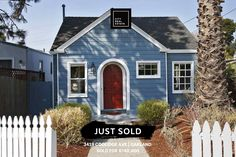 JUST SOLD for $740,000! Thankful to close escrow today on this darling starter home in the Dimond district of Oakland. This was my lucky buyer's first and only offer, and her offer was accepted! She is a fitness enthusiast and the converted, finished attic will be her new home gym. The low maintenance and spacious backyard offers many opportunities for her green thumb. This home is perfect for her and I am beyond excited for her new homeownership journey to begin. Finished Attic, Starter Home, Home Ownership, New Homes, Thankful, Journey, Real Estate, Backyard, Gym