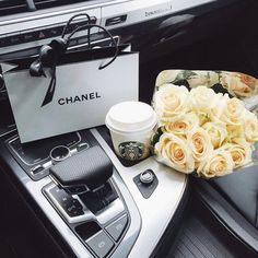 Now that would be an act of forever love.. haha. Perfume, Coffee and Roses. ❤