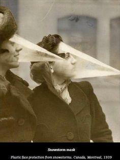 Invenzioni del passato - Anti-tempesta di neve