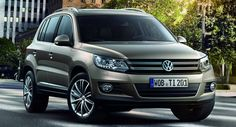 """Dream Vehicle VW Tiguan. ... do they even have that on this side of the """"pond"""" ? ... lol"""