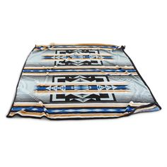 CASTLECREEK Southwest Throw. Soft and inviting, with bold Southwestern style.