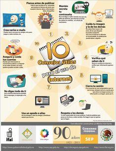 consejos para seguridad por internet ifai
