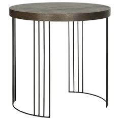 Safavieh Kelly Dark Brown/ Black Side Table - Overstock™ Shopping - Great Deals on Safavieh Coffee, Sofa & End Tables