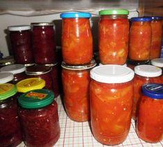 Zavárané lečo (fotorecept) - obrázok 8 Salsa, Jar, Make It Yourself, Food, Youtube, Restaurant Salsa, Essen, Jars, Salsa Music