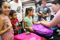 Operation Hope in Fellsmere starts kids off well at school - w/photos