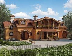 Проект дома AS-2239
