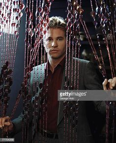 Val Kilmer by George Holz; Get premium, high resolution news photos at Getty Images Still Image, Image Now, Val Kilmer, Sites Like Youtube, Video Site, Daddy Issues, Celebrity Crush, Cute Boys, Famous People