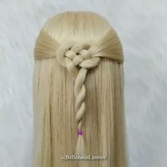 Amazing Amazing By:Bellezasinlimites The post Amazing appeared first on … Amazing Amazing By:Bellezasinlimites The post Amazing appeared first on Frisuren Dutt. Easy Hairstyles For Long Hair, Braided Hairstyles, Cool Hairstyles, Medium Hair Styles, Curly Hair Styles, Hair Upstyles, Long Hair Video, Hair Videos, Hair Designs