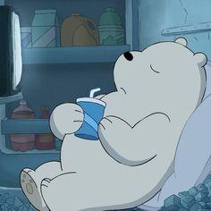 Ice bear like cold We Bare Bears Wallpapers, Panda Wallpapers, Cute Cartoon Wallpapers, Cute Panda Wallpaper, Bear Wallpaper, Cute Disney Wallpaper, Ice Bear We Bare Bears, We Bear, Funny Bears