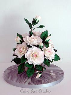 Sugar Roses in the Bloom