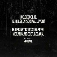 Sociaal leven