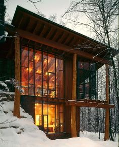 In my dreams....Twin Farms - All Inclusive Vermont Resort and Spa Cottages | Aviary