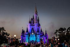 Parques de Orlando Castelo da Cinderela