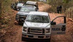 Arde tierra del 'Chapo' Guzmán