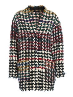 ISABEL MARANT - Diana jacquard coat